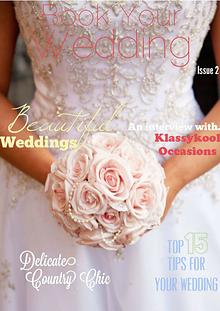 Book Your Wedding