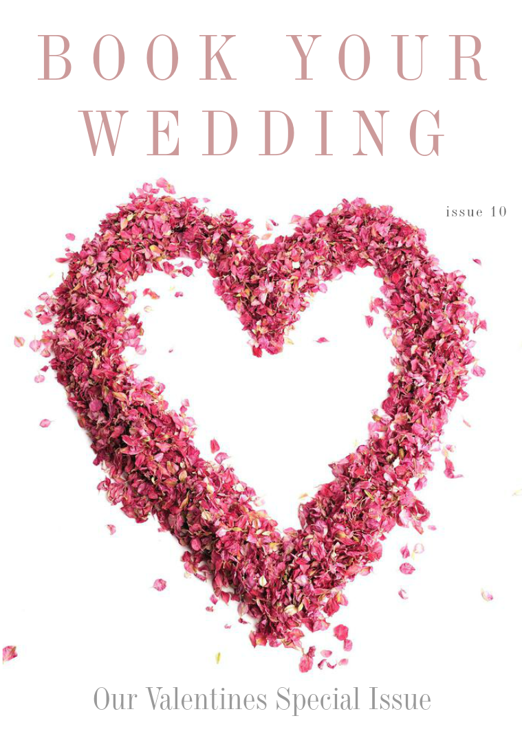 Book Your Wedding Issue 10