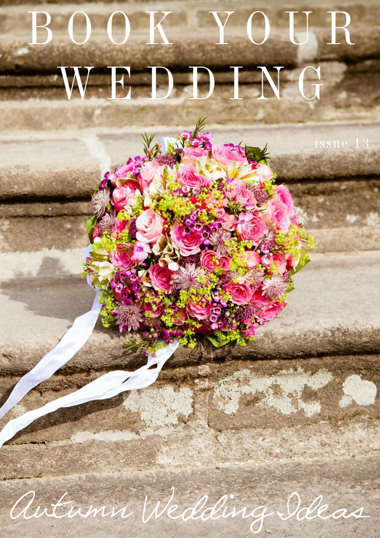 Book Your Wedding Issue 13
