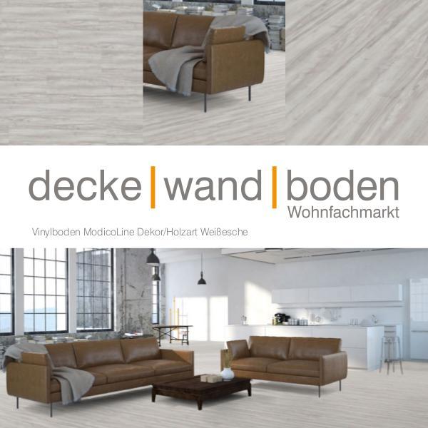 Corpet VinylFloor Vinylboden Modico dwb Produktinformation VinylBoden Modico Weißesche