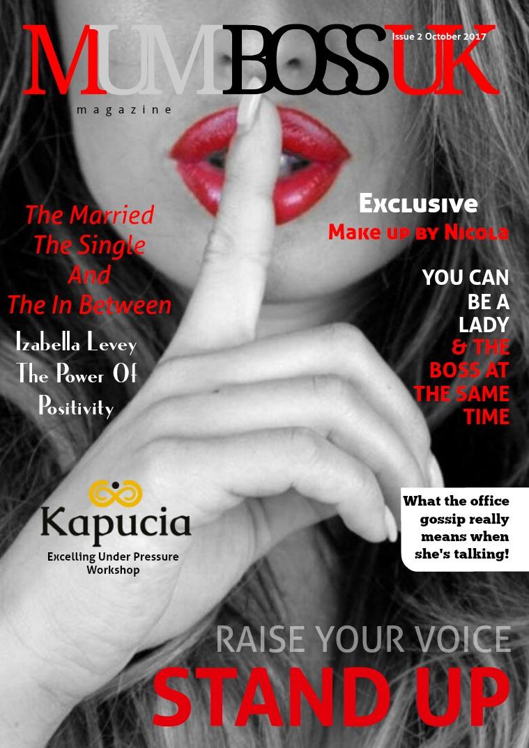 MUMBOSSUK Issue Two
