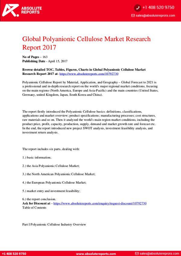 Polyanionic-Cellulose-Market-Research-Report-2017