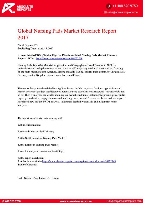 Nursing-Pads-Market-Research-Report-2017