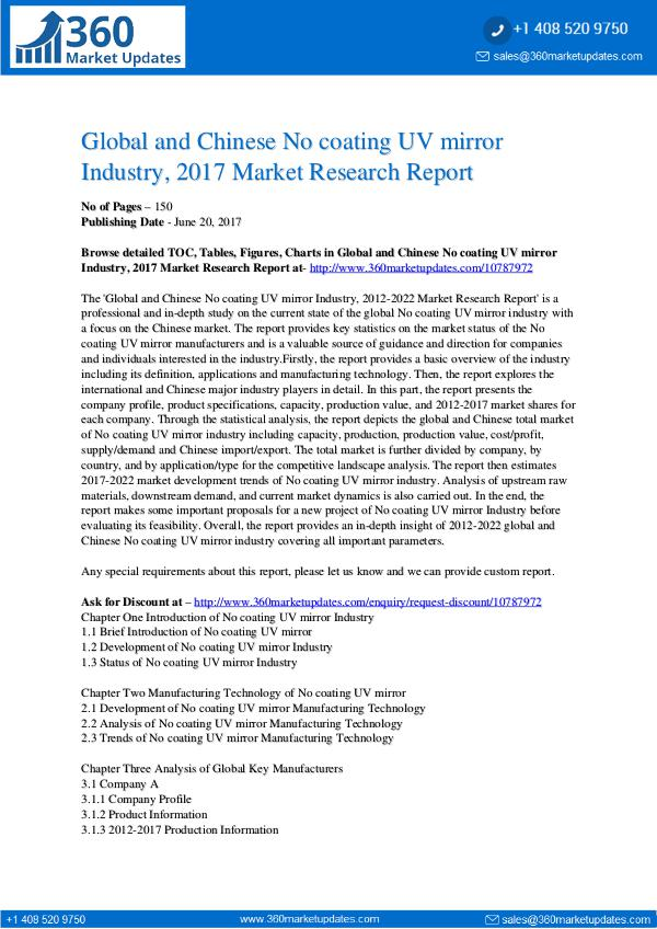 No-coating-UV-mirror-Industry-2017-Market-Research