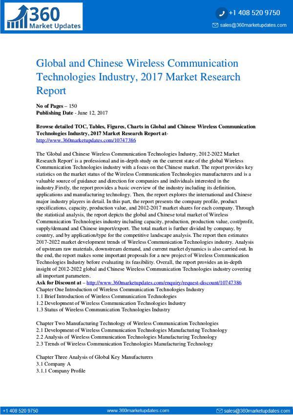 22-06-2017 Wireless-Communication-Technologies-Industry-2017-