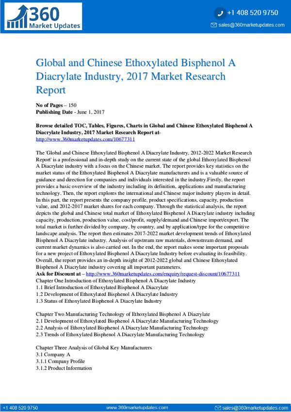 27-06-2017 Ethoxylated-Bisphenol-A-Diacrylate-Industry-2017-M