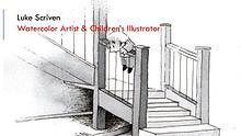 Luke Scriven - Watercolor Artist & Children Illustrator