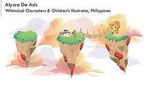 Alyssa De Asis - Whimsical Characters & Children's Illustrator,London