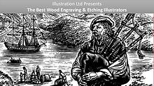 The Perfect Wood Engraving & Etching Style Illustrators