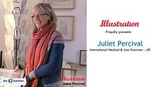 Juliet Percival - Medical & Scientific Illustrator, UK