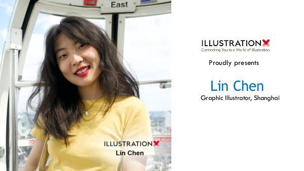 Lin Chen - Graphic Illustrator, Shanghai Lin Chen - Graphic Illustrator, Shanghai
