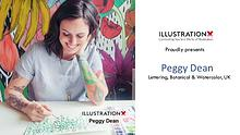 Peggy Dean - Lettering, Botanical & Watercolor, Portland