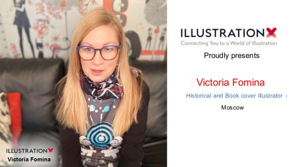 Victoria Fomina - Historical and  Book cover illustrator Victoria Fomina - Historical and  Book cover illus