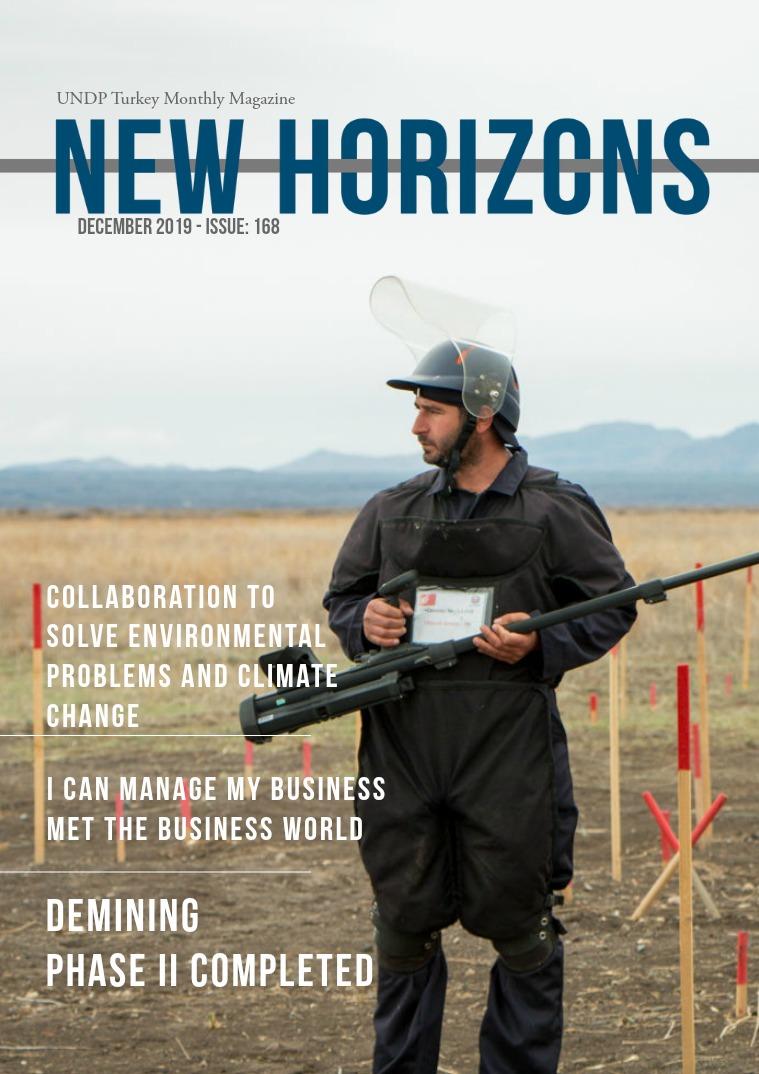 New Horizons December 2019