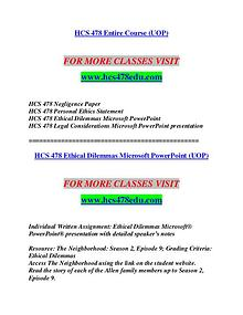 HCS 478 EDU Let's Do This /hcs478edu.com