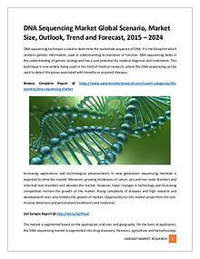 DNA Sequencing Market Global Scenario, Market Size, Outlook, Trend an