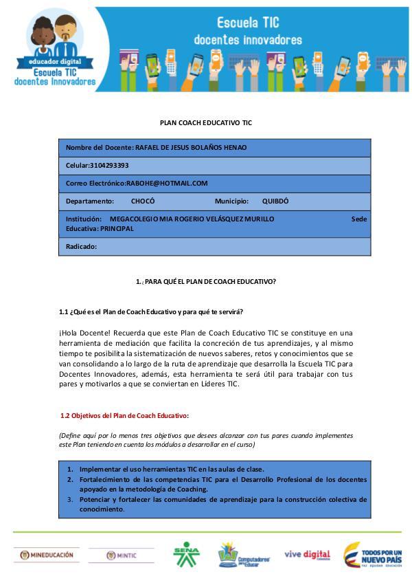 PLAN COACH EDUCATIVO TIC Plan_Coach_Educativo_TIC