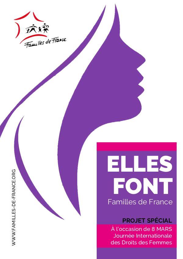 Cercle des Familles ELLES FONT Familles de France - Bulletin spécial