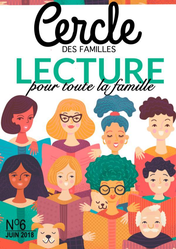 Cercle des Familles 2018 #6 Familles et Lecture