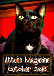 Attune Magazine October 2013