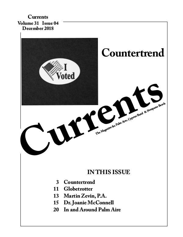 CURRENTS December 2018