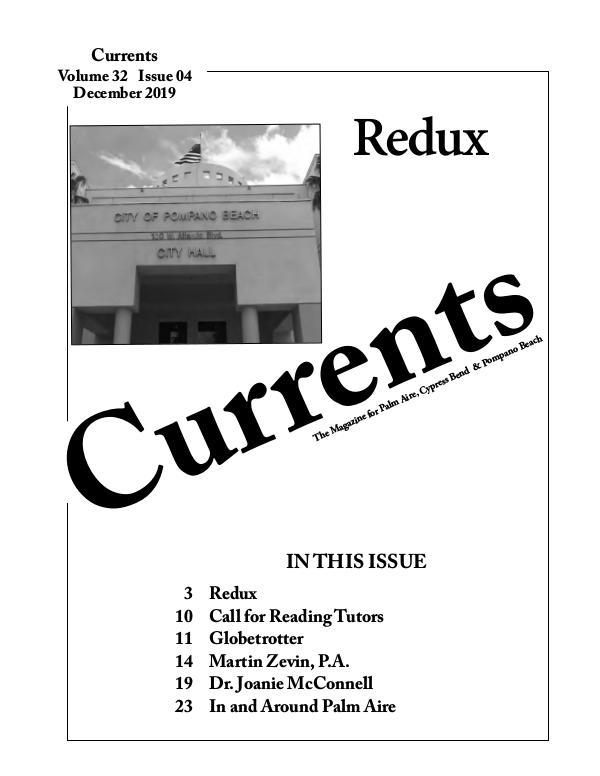Currents December 2019 Dec 2019 _Currents web