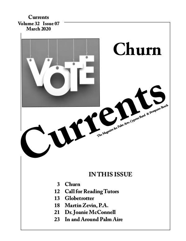 Currents March 2020 Mar 2020  _Currents web