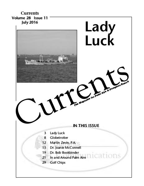 CURRENTS July 2016