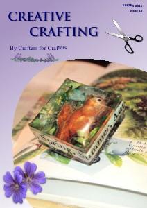 Creative Crafting Magazine Creative Crafting Magazine April 2011