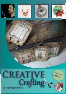 Creative Crafting Magazine Creative Crafting Magazine August 2011
