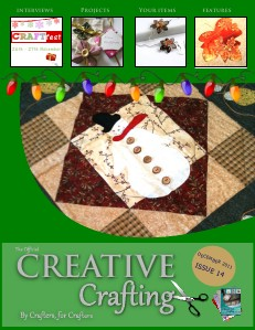 Creative Crafting Magazine Creative Crafting December 2011