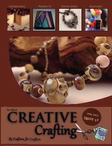 Creative Crafting Magazine June 2012