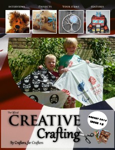 Creative Crafting Magazine August 2012