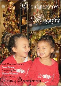 Creativestores December Magazine