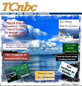 Treasure Coast News, Business and Community Apr. 2012
