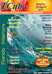 Treasure Coast News, Business and Community June 2013