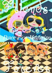 Peace Pico Mag.