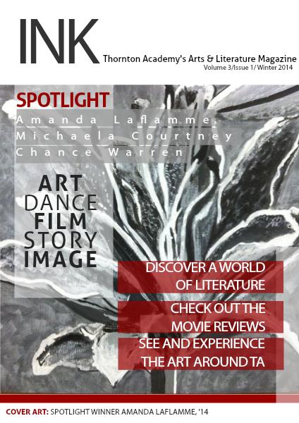 INK! Volume 3 Issue 1 Winter 2014