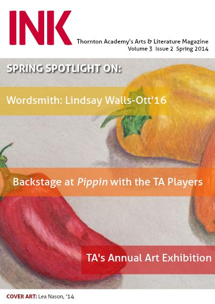 Volume 3 Issue 2 Spring 2014