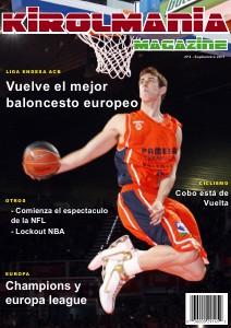 KIROLMANIA Magazine Agosto 2011 KIROLMANIA Magazine Nº2 - Septiembre 2011