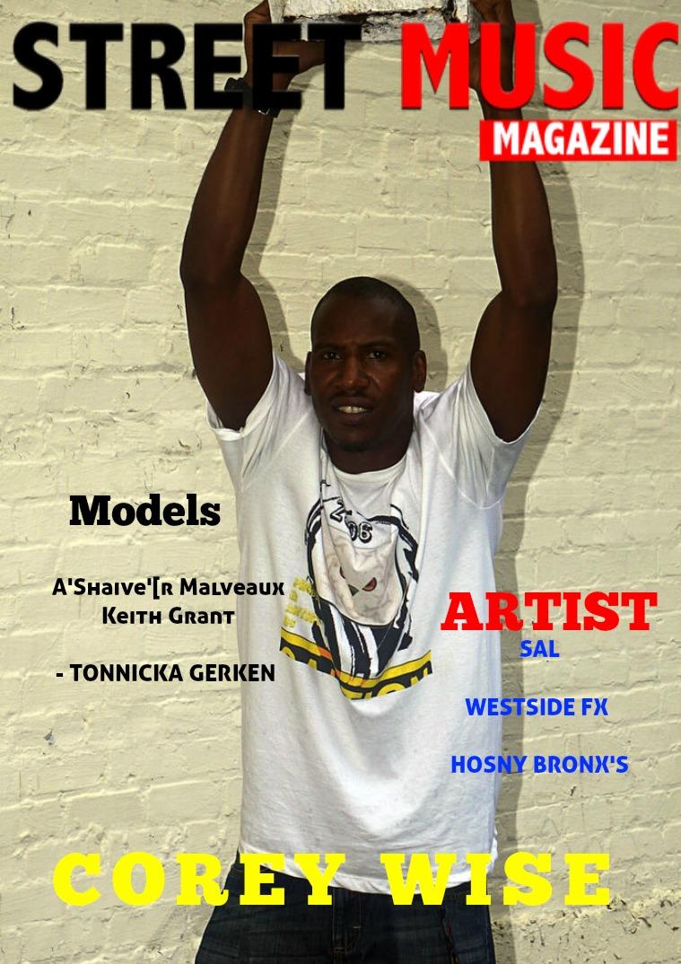 StreetMusicMagazine (clone)