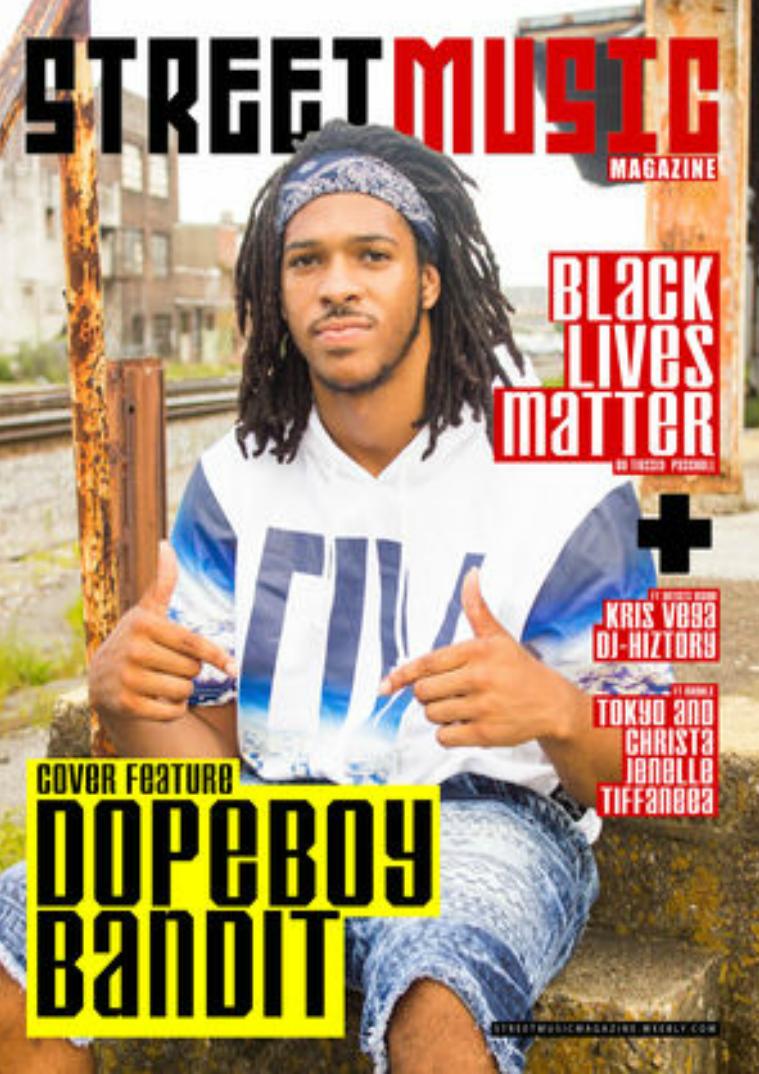 StreetMusicMagazine volume 3