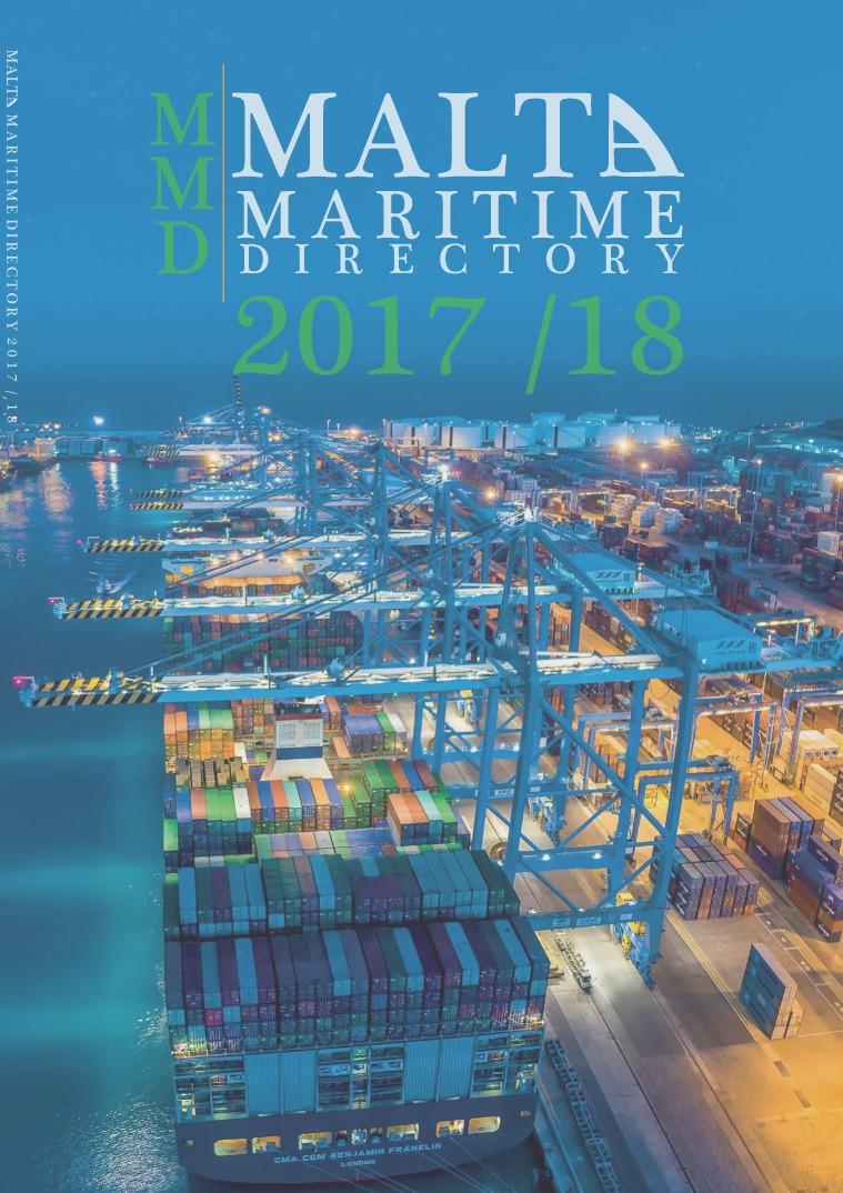 Malta Maritime Directory 2017/18