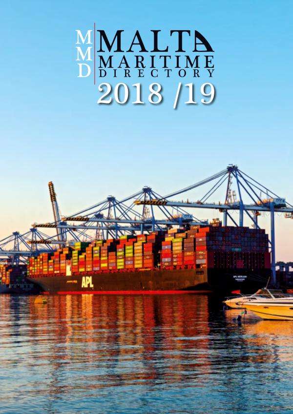Malta Maritime Directory 2018/19