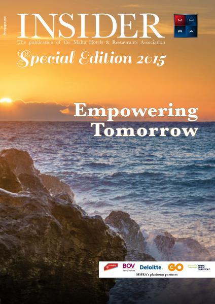 Insider Special Edition 2015
