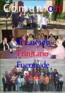 Comunion Revista Comunion nº 20 - 2012