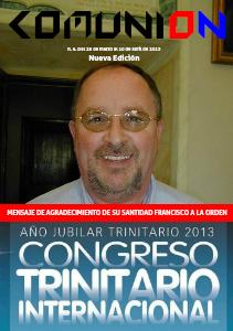 Comunion Revista Comunion nº 06 - 2013