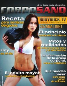 Revista Corposano OCTUBRE 2011