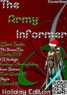 Army Informer October