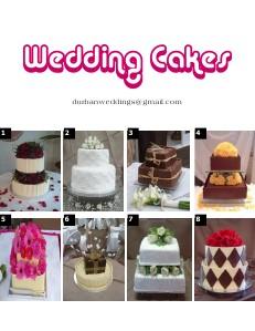 gww septoct 2011 wedding cakes